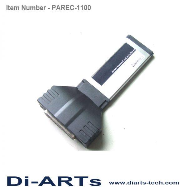 Laptop ExpressCard 1 port Parallel