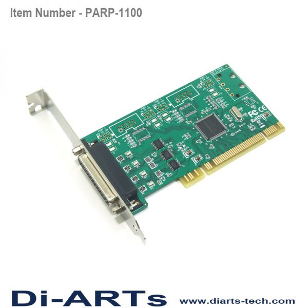 PCI parallel card ECP EPP