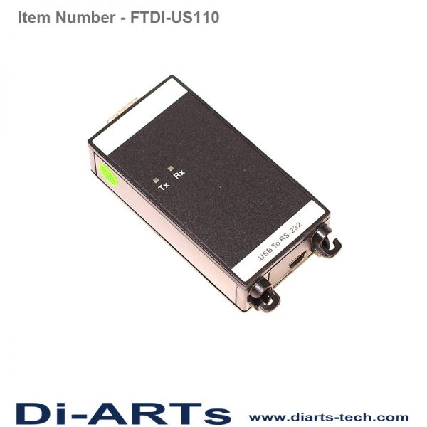 FTDI USB rs232 adapter FTDI-US110
