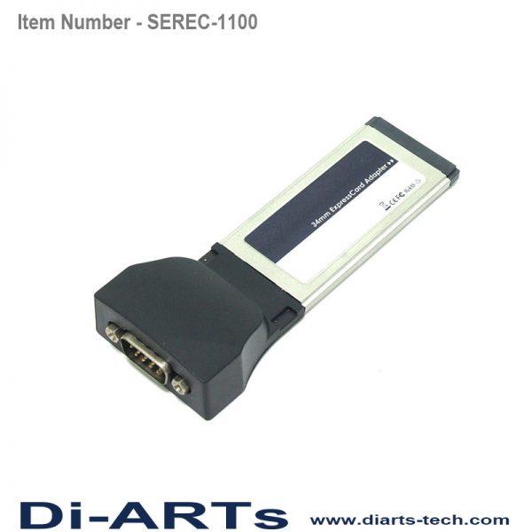laptop expresscard 1 port RS232