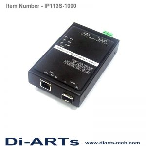 ethernet to SFP Fiber converter IP113S-1000