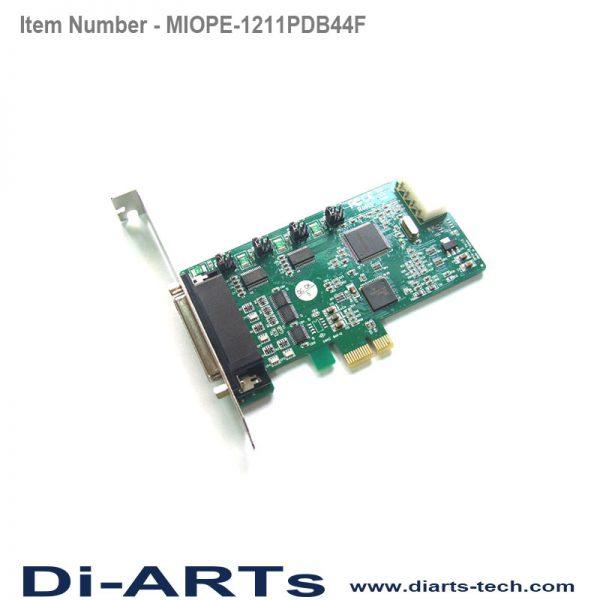 PCIe RS232 2 port com port serial card parallel