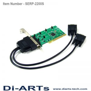 industrial 2 port RS485 RS422 com port serial card pci