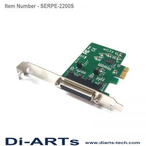 pcie 2 port RS485 RS422 com port serial card