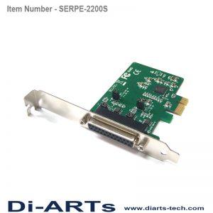 pcie 2 port RS485 RS422 com port serial card