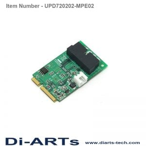 2 port internal USB3.0 Mini PCIe Card UPD702020-MPE02