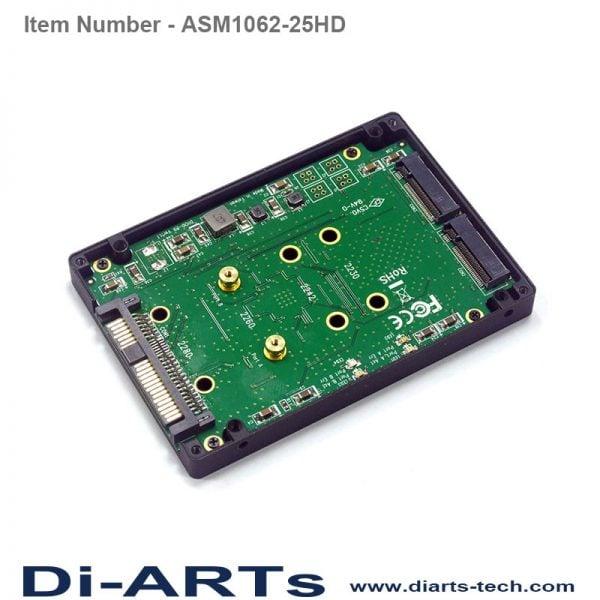 SATAe hdd adapter ASM1062-25HD