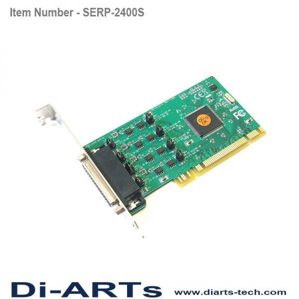 4 port RS422 RS485 PCI Card
