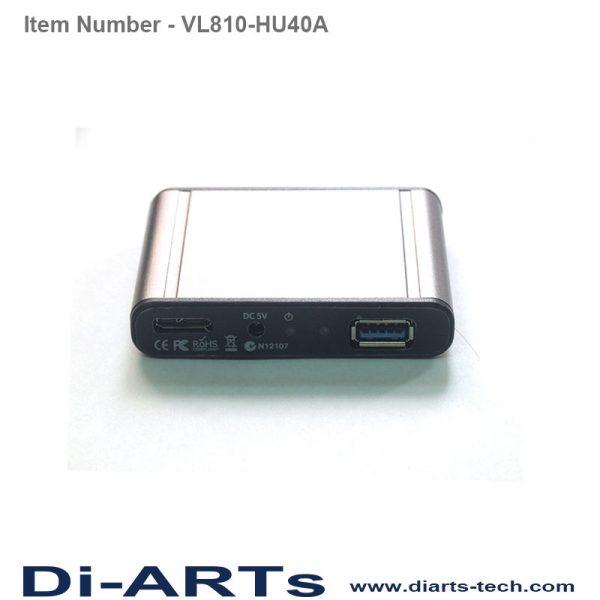 4 port USB3.0 HUB VL810-HU40A