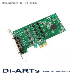 pcie rs485 rs232 rs422 8 port com port serial card