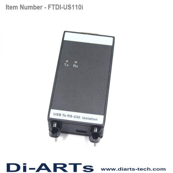 FTDI USB RS232 5KV Isolation Adapter