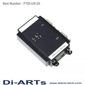 FTDI USB RS232 adapter