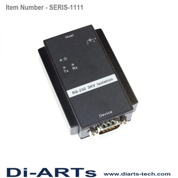Serial RS232 Isolation Adapter