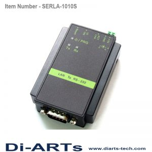 Serial Device Server RS232 1 port