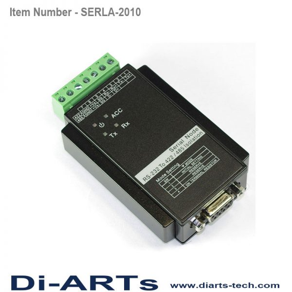 RS232 to RS485 RS422 Converter