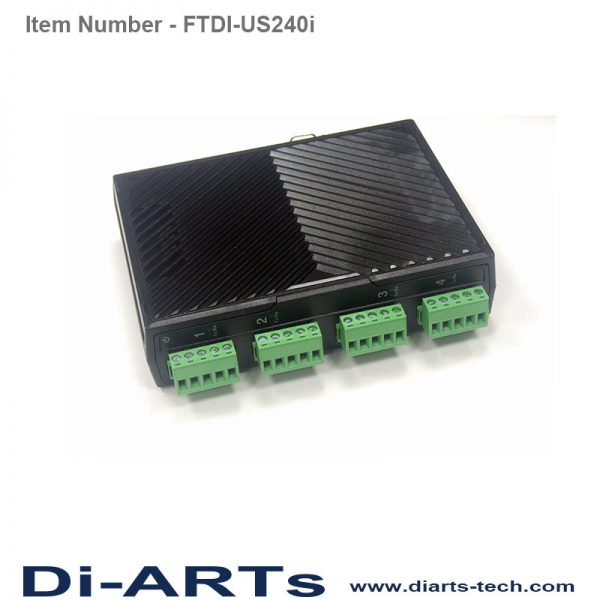 FTDI USB RS485 RS422 Isolation FTDI-US240i