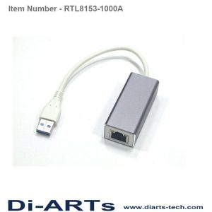 USB3.0 to gigalan adapter RTL8153-1000A