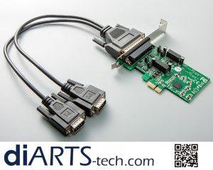 M.2 Mini PCIe