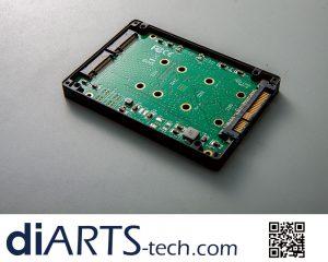 U.2 drive SATA SSD