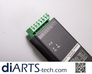 Industrial Converter RS232 RS422 RS485