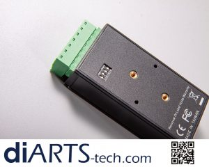 Converter Serial RS232 to RS422 RS485